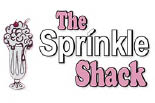 THE SPRINKLE SHACK logo