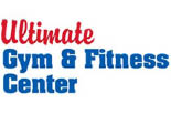 ULTIMATE GYM AND FITNESS CENTER logo