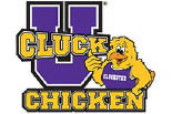 CLUCK U CHICKEN logo
