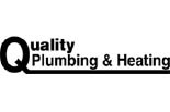 QUALITY PLUMBING & HEATING logo