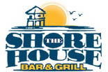 THE SHORE HOUSE BAR & GRILL` logo