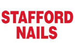 STAFFORD NAILS logo