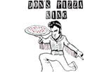 DON'S PIZZA KING logo