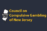 COUNCIL ON COMPULSIVE GAMBLING OF NEW JERSEY logo