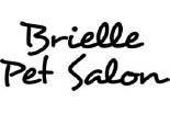 BRIELLE PET SALON logo