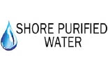 SHORE PURIFIED WATER logo