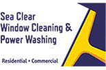 SEA CLEAR WINDOW & POWERWASHING logo