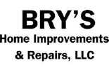 BRY'S HOME IMPROVEMENT & REPAIRS logo