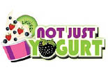 NOT JUST YOGURT logo
