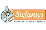 STEPHANIE'S FAMILY RESTAURANT logo