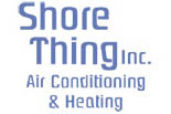 SHORE THING HEAT & AIR logo