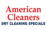American Cleaners logo