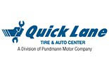 PUNDMANN QUICK LANE FORD logo