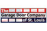 THE GARAGE DOOR COMPANY logo