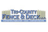 TRI COUNTY FENCE  & DECK logo