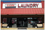 COIN LAUNDRY logo