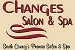 CHANGES SALON & SPA logo