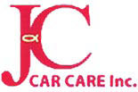 JC CAR CARE logo
