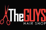 THE GUYS HAIR SHOP logo