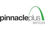 PINNACLE PLUS ST. LOUIS CLEANING CO. logo