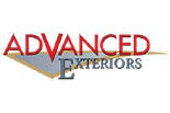 ADVANCED EXTERIORS logo