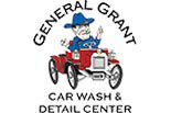 GENERAL GRANT CAR WASH logo