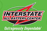 INTERSTATE ALL BATTERY logo