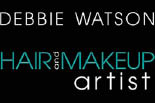 DEBBIE WATSON HAIR AND MAKEUP logo