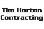 TIM HORTON CONTRACTING logo