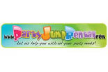 PARTY JUMP RENTAL logo