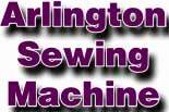 ARLINGTON SEWING MACHINE logo