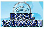 ROYAL CAR WASH logo