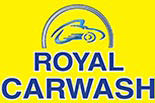 ROYAL CARWASH logo