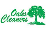 OAKS CLEANERS logo
