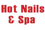 HOT NAILS logo
