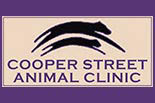 COOPER STREET ANIMAL CLINIC logo