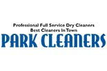 PARK CLEANERS logo