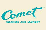 COMET CLEANERS - BOAT CLUB RD. logo