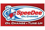 Spee Dee Oil Change logo