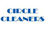 CIRCLE CLEANERS logo