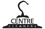 CENTRE CLEANERS logo