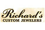 RICHARDS CUSTOM JEWELERS logo