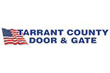 TARRANT COUNTY DOOR & GATE logo