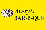AVERY'S BAR-B-QUE logo