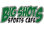 BIG SHOTS SPORTS CAFE logo