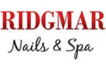 RIDGMAR NAILS AND SPA logo