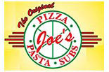 JOE'S PIZZA, PASTA & SUBS/MATLOCK logo