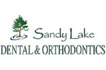 SANDY LAKE DENTAL & ORTHODONTICS logo