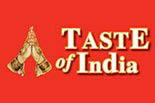 TASTE OF INDIA (NEW) logo