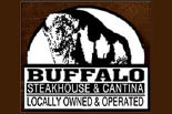 BUFFALO STEAK HOUSE & CANTINA logo